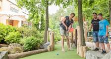 Adventure Golf (outdoor) in Center Parcs Bispinger Heide