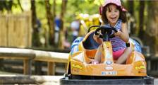 Kids Verkeerspark in Center Parcs Bispinger Heide