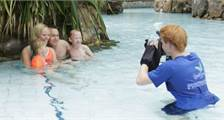 Photoshoot in Center Parcs Bispinger Heide