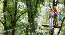 High Adventure Experience (outdoor) in Center Parcs Bispinger Heide