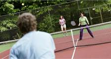 Tennis (outdoor) in Center Parcs De Eemhof