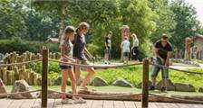 Adventure Golf (outdoor) in Center Parcs De Eemhof