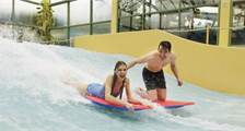 Flow Rider in Center Parcs De Eemhof