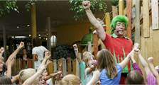Orry & Vrienden: Kids Disco in Center Parcs De Eemhof