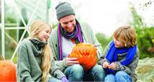 Halloween activiteiten in Center Parcs De Huttenheugte