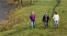 Nordic Walking in Center Parcs De Huttenheugte