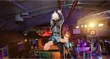 High Adventure Experience (indoor) in Center Parcs De Huttenheugte