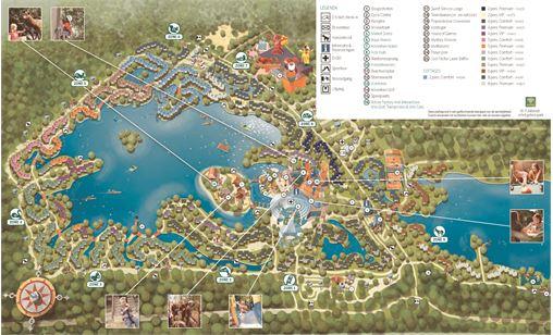 Huttenheugte plattegrond