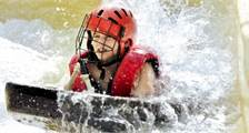 Cool Factor: Wild Water Rafting in Center Parcs De Kempervennen