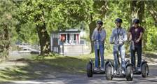 Segway (verhuur) in Center Parcs De Kempervennen