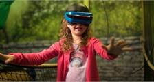 Virtual Reality Experience in Center Parcs De Kempervennen