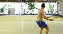 Tennis (indoor) in Center Parcs De Kempervennen
