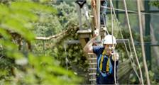 High Adventure Experience (outdoor) in Center Parcs De Kempervennen