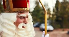 Sinterklaas in Center Parcs De Kempervennen