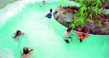 Lazy River in Center Parcs De Vossemeren