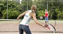 Tennis (outdoor) in Center Parcs De Vossemeren