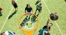 Basketbal (outdoor) in Center Parcs De Vossemeren